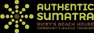 Authentic Sumatra - Ricky's Beach House. Community-based tourism