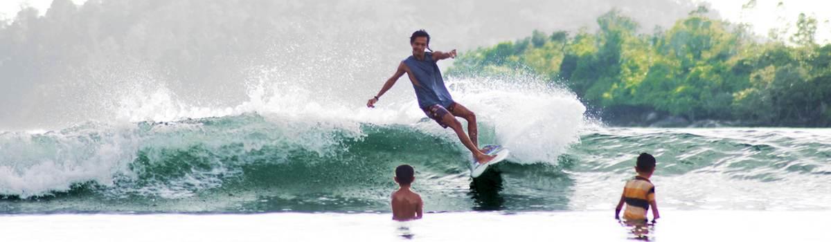 Mentawai surf trip