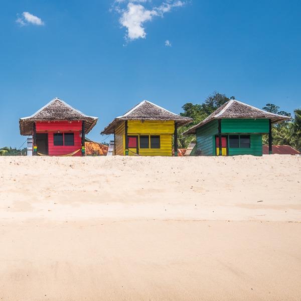 Ricky's Beach Houses