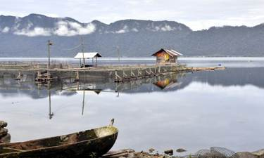 Maninjau Lake, West Sumatra